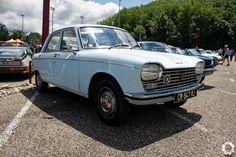 Peugeot 204 aux Mamies Roulantes d'Artas - News d'Anciennes