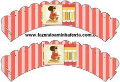 Bandas para cupcakes