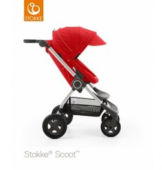 Stokke scoot puset v2 red38698 1764302690