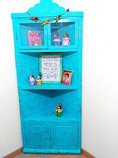 Mueble rinconera hecho con cartón inspirado en el mueble de Yuya   Aprender manualidades es facilisimo.com