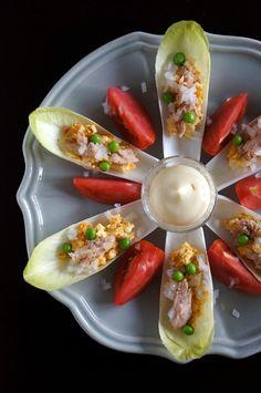 おもてなしの前菜に♪簡単ごちそうサラダ