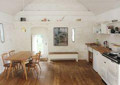 The Brick Barn: A Modern English Farmhouse in Norfolk
