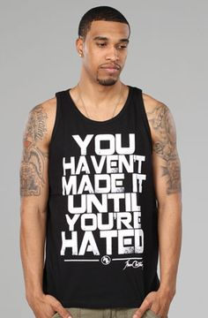 The HATED Tank by JbonClothingCo., $34.00