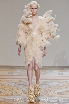 Iris Van Herpen Couture Fall Winter 2013 Paris