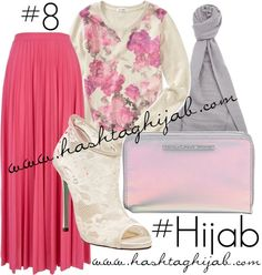 Hashtag Hijab Outfit #8