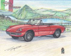Alfa Romeo 1600 Duetto (1966)