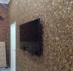 деревянная мозаика зебрано для стен от паркетков Wood Mosaic, Mosaic Art, Mosaic Projects, Contemporary Interior, Bed Spreads, Home Accents, Modern Decor, Tiles, Wall Lights