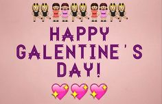 """""""Gal""""entine's Day Galentine's Day is something someone came up with for all the single ladies out there! If you don't understand, the first part in GALentine's Day refers to your gals that are in the same boat as you! Celebrate this holiday with your BFFs by having a girl's night! Here are some ideas to make your ...  Read More at http://www.chelseacrockett.com/wp/lifestyle/galentines-day/.  Tags: #Friends, #Galentinesday, #Girls, #Lifestyle, #Valentinesday, #Che"""