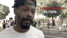 Maj Toure, founder of the pro-gun Black Guns Matter group, had a few choice words for the anti-gun Democratic nominee.