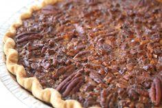 Blue Ribbon Coffee-Toffee Pecan Pie, from the pie lady of Malibu