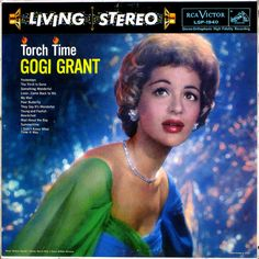 Now Playing - Gogi Grant - Torch Time (1958)