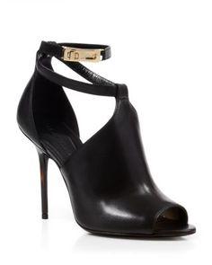 MICHAEL Michael Kors Sandals - Beverly Buckled Mid Heel | Bloomingdales's