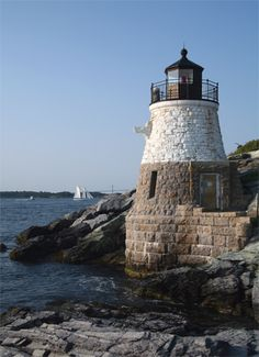 Castle Hill Lighthouse, Rhode Island