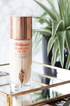 Charlotte Tilbury Hollywood Flawless Filter   Review   Cruelty free and vegan bath, body, makeup, skincare, haircare and beauty guide by ethical bunny. Featuring non-toxic, organic, eco-friendly, natural and green options from drugstore, indie and high end brands.