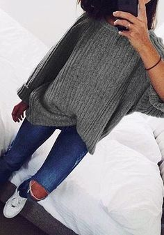Sweaters for the Chilly Weather | Lookbook Store