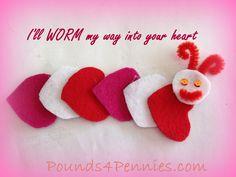 Valentine crafts for kids  #valentine's day crafts
