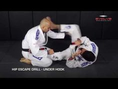 BJJ: 7 Critical Drills To Improve Your Guard Game | Evolve University - YouTube