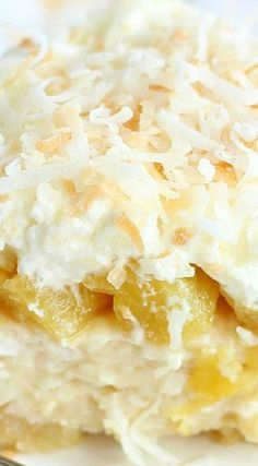 Coconut Cream Pie with Caramelized Pinapple and Coconut Whipped ...