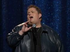Ralphie May describing his experience in a black movie theater