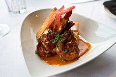 BBQ Shrimp at Ray's on the River in Sandy Springs, GA.  Visit us at  www.drakeats.com