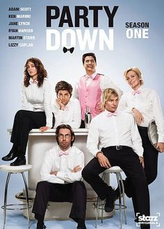 A group of struggling dreamers are stuck working for tips while waiting for their big break. As employees of the L.A. catering company 'Party Down, ' these misfits mingle with guests at everything from sweet sixteen parties to the most lavish Hollywood soirees. Follow these engaging wannabes as they wait on guests while waiting on something better to come along.