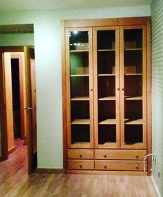 La semana pasada instalamos este armario, ¿Os gusta? #muebles #hogar