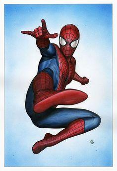 Spider-Man by Adi Granov *