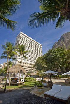 1.1 Sheraton Rio Hotel & Resort Estatua ikusi ondoren, bazkaltzera hotel…
