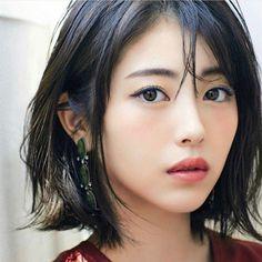 浜辺美波ちゃんお誕生日おめでとう!🎂🎉🎊👏 これからもドラマ、映画頑張ってほしい!! #浜辺美波 Japanese Eyes, Japanese Beauty, Asian Beauty, Pretty Asian, Beautiful Asian Women, Anime Girl Dress, Prity Girl, Asian Short Hair, Cute Cuts