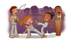 capoeira criança - Pesquisa Google