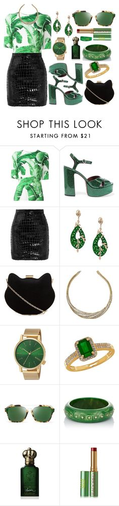 """""""♫ Does it make you feel good to make me feel small? When you're pushing me down, does it make you feel tall? Pointing out my flaws cause you wanna erase them all Does it make you feel good to make me feel small?♫"""" by casey-is-a-secret-agent ❤ liked on Polyvore featuring Dolce&Gabbana, Marc Jacobs, Yves Saint Laurent, Gemco, New Look, Mauboussin, Komono, Lord & Taylor, Christian Dior and Mark Davis"""