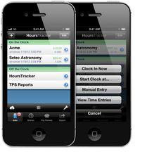 HoursTracker -  Time sheet and Time Tracker app for Entrepreneur