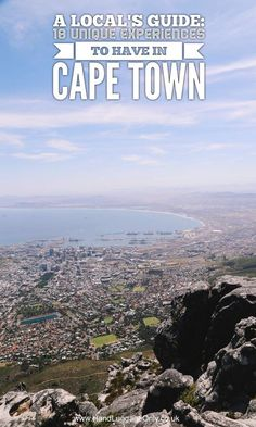 A Local's Guide: 10 Unique Experiences You Must Have In Cape Town - Hand Luggage Only - Travel, Food & Photography Blog