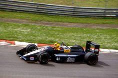 1989 Joaquim Winkelhock , AGS JH23B Ford