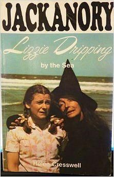 Jackanory Book from 1974 - Lizzie Dripping by the Sea by Helen Cresswell
