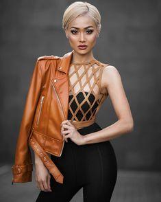 Quality is Micah Gianneli News Fashion, Fashion Models, High Fashion, Fashion Outfits, Womens Fashion, Fashion Trends, Micah Gianneli, Vetement Fashion, Moda Chic