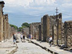Gli Scavi di Pompei, Via Villa dei Misteri, 2, 80045 Pompei Napoli, Italien