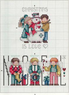 Xmas Cross Stitch, Cross Stitch Books, Cross Stitch Cards, Beaded Cross Stitch, Cross Stitch Embroidery, Cat Cross Stitches, Counted Cross Stitch Patterns, Cross Stitch Designs, Cross Stitching