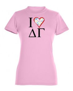 Graphic Tee - American Apparel Ladies' Fit $24.00 Many other colors and graphics available!