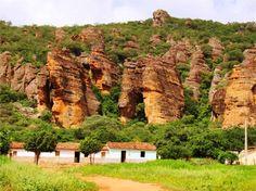 Parque Nacional Serra da Capivara – Piauí - Brasil