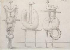 Pablo Picasso An Anatomy: Three Women 1933