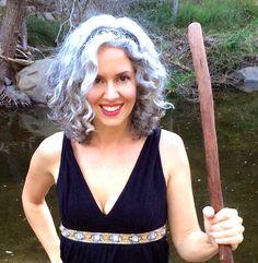 Sara Sophia Eisenman silver hair gray hair https://www.facebook.com/pages/Sara-Sophia-Eisenman/105609866243490?ref=hl