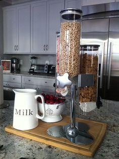 Cereal dispenser More
