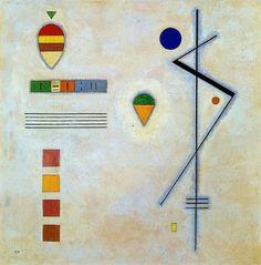 Wassily Kandinsky - 'Von Zu'