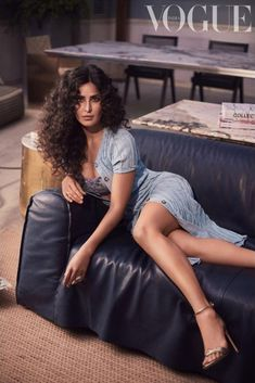 In Pictures: Katrina Kaif excels at subtle art of HOTNESS in this Vogue photoshoot! Bollywood Actress Hot Photos, Indian Bollywood Actress, Beautiful Bollywood Actress, Beautiful Indian Actress, Bollywood Fashion, Indian Actresses, Bollywood Saree, Beautiful Women, Katrina Kaif Bikini
