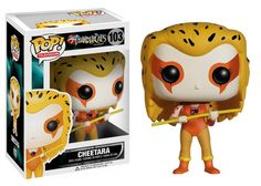 Funko POP! Vinyl Figure Thundercats Cheetara - The Movie Store