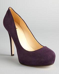 kate spade new york Platform Pumps - Lori High Heel - Shoes - Bloomingdale's