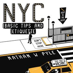 Nathan W. Pyle's quest to explain the basics of living in New York City started with a GIF. After teaching high-school theology classes in Ohio for two years, Pyle decided to move to New York City to pursue creative work. He got here in 2008 for an unpaid TV-production internship...