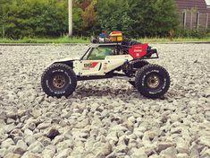 Custom Vaterra Twin Hammers Rc Cars And Trucks, Trike Motorcycle, Rc Autos, Rc Crawler, Rc Hobbies, Kit Cars, Go Kart, Tamiya, Race Cars