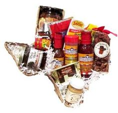Taste of Texas Ranch Cook Food Gift Basket